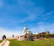 Transfiguration monastery in Ukraine Stock Photos