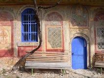 The Transfiguration Monastery. Veliko Tarnovo, Bulgaria. stock photo