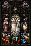 Transfiguration on Mount Tabor Stock Photography