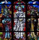 Transfiguration von Jesus. Stockbild