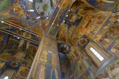 Transfigurations-Kathedrale errichtet in der 16. Lizenzfreies Stockfoto
