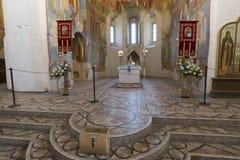 Transfigurations-Kathedrale errichtet in der 16. Lizenzfreie Stockbilder