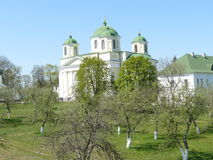 Transfigurations-Kloster 2 stockbilder