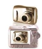Transformação da câmera na tela. Foto de Stock