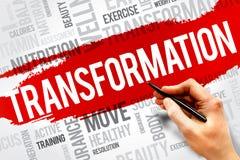 transformacja Fotografia Stock