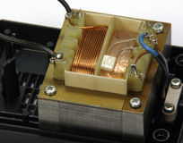 Transformador 02 Imágenes de archivo libres de regalías
