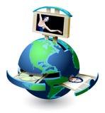 Transformador Imagen de archivo