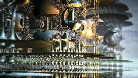 transformador Fotografia de Stock Royalty Free
