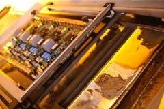 transformador Foto de Stock