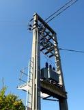 transformator elektryczne Zdjęcia Royalty Free