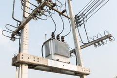transformator elektryczne Fotografia Stock