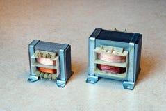 Transformator para Zdjęcie Royalty Free