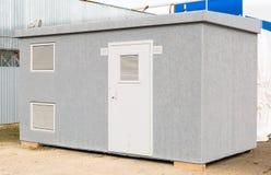 Transformatorhulpkantoor Elektro Hulpkantoor Stock Afbeeldingen