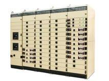 Transformer cabinet Royalty Free Stock Image