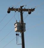 A transformer in idaho Royalty Free Stock Photos