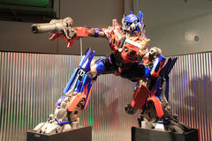 Transformer at LA County Fair 2014 Stock Image