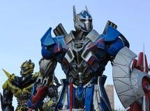Transformer Robot Royalty Free Stock Photos