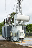 Transformer station Royalty Free Stock Images