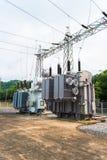 Transformer station Stock Photography