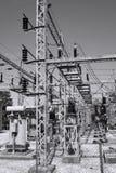 Transformer Substation Stock Images