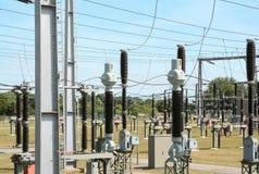 Transformer substation Stock Photos