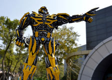 Transformers Royalty Free Stock Images