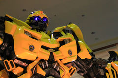 The Transformers Bumblebee Stock Image