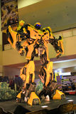 The Transformers Bumblebee Royalty Free Stock Photo