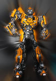 Transformers Bumblebee Stock Photo