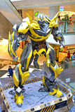 Transformers Bumblebee Stock Images