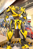 Transformers Bumblebee Royalty Free Stock Images