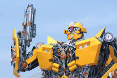 Transformers Royalty Free Stock Photography