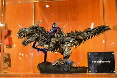 Transformers Dinobots Royalty Free Stock Photos