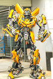 Transformers @ Universal Studios Singapore Stock Photo