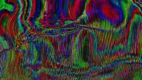Transforming dynamic nostalgic dreamy glittering background. Bad tv compilation.