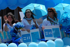 Transgender, Gay Pride Parade Stock Photos