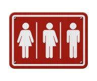 Transgender Sign stock photo