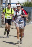 Transgrancanaria ultra trail 2014 Royalty Free Stock Images