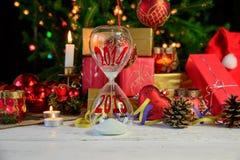 Transición al Año Nuevo 2015 Imagen de archivo