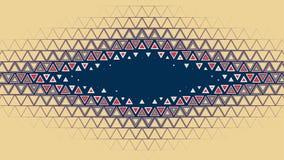 Transición colorida gráfica del alto movimiento de la definición ilustración del vector
