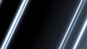 Transiciones alfa modernas de la barra de hierro en U azules