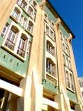 TRANSILVANIA大学在布拉索夫(Kronstadt),在Transilvania 免版税库存照片