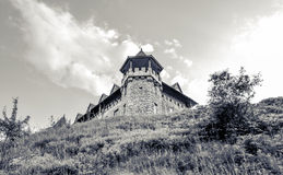 Transilvania Castle Royalty Free Stock Image