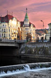 Transilvania de Romênia Oradea Imagem de Stock Royalty Free