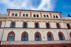 Transilvania Gebäude, Oradea Stockbild