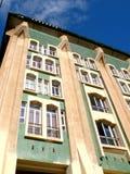 TRANSILVANIA University in Brasov (Kronstadt), in Transilvania. Royalty Free Stock Photos