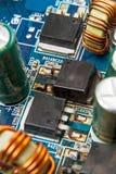 Transistor fundido do MOSFET imagens de stock royalty free