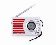 Transistor radio Royalty Free Stock Photography