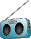 Transistor Radio Royalty Free Stock Images
