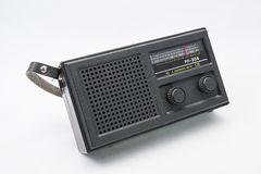 Transistor radio Stock Photography